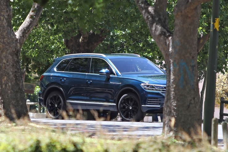 Volkswagen Touareg 2018 photos (3)