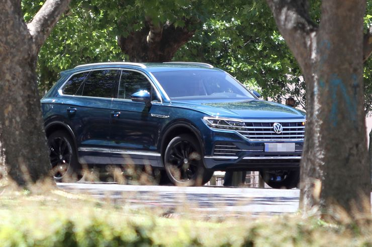Volkswagen Touareg 2018 photos (6)