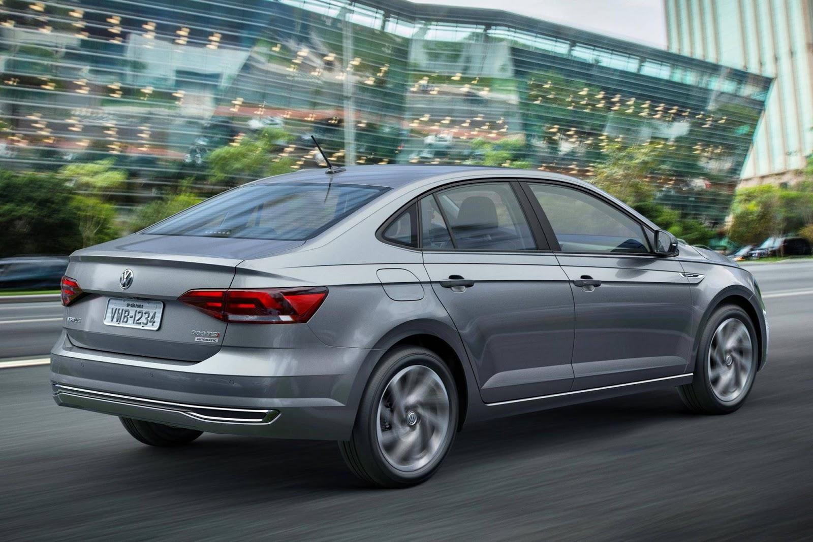 Volkswagen Virtus 2018 (2)