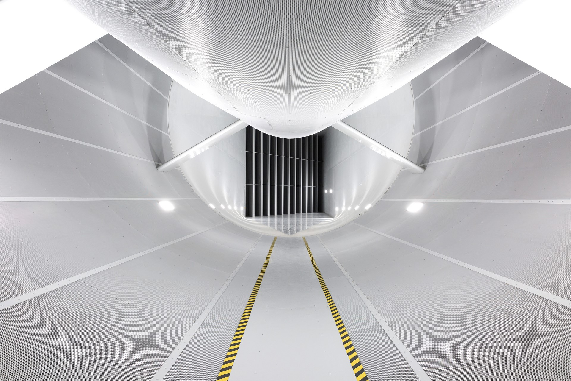 Volkswagen Wind Tunnel Efficiency Center (1)