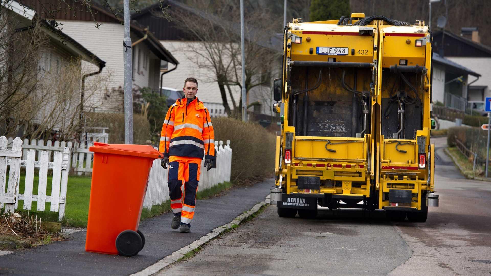 Volvo autonomous garbage truck (1)