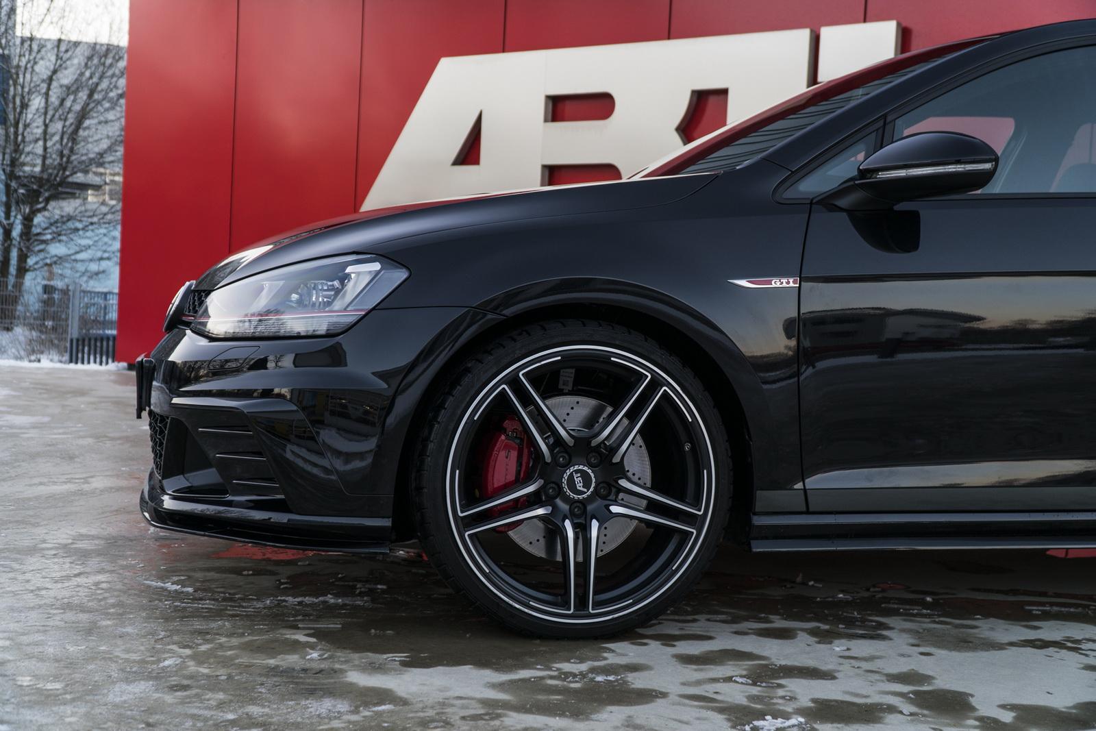 VW Golf GTI Clubsport S by ABT (5)