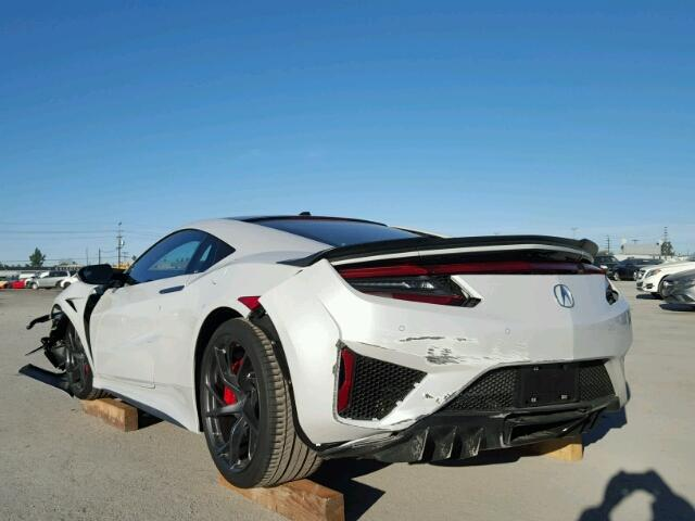 Salvage Acura NSX -3