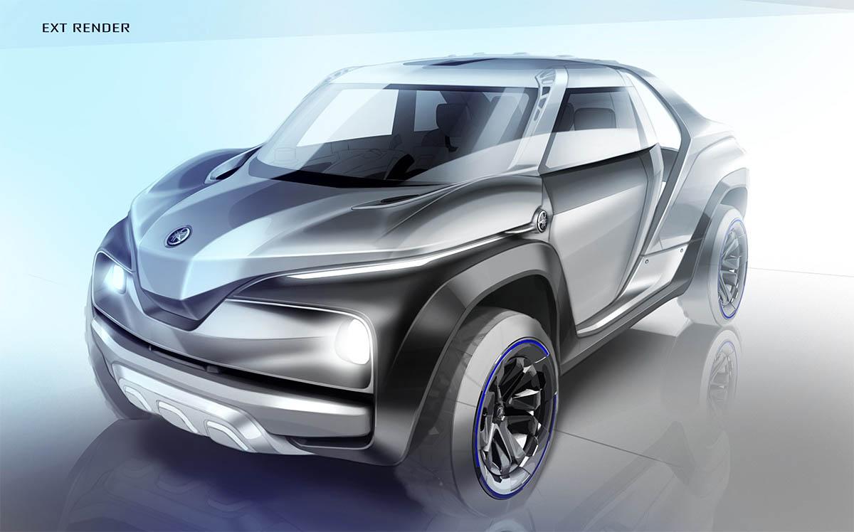 Yamaha Cross Hub concept (6)