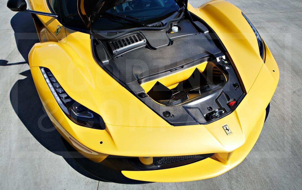 Yellow LaFerrari for sale (12)