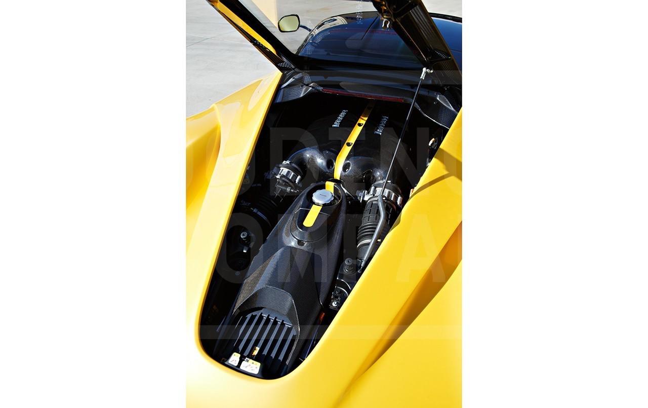 Yellow LaFerrari for sale (13)