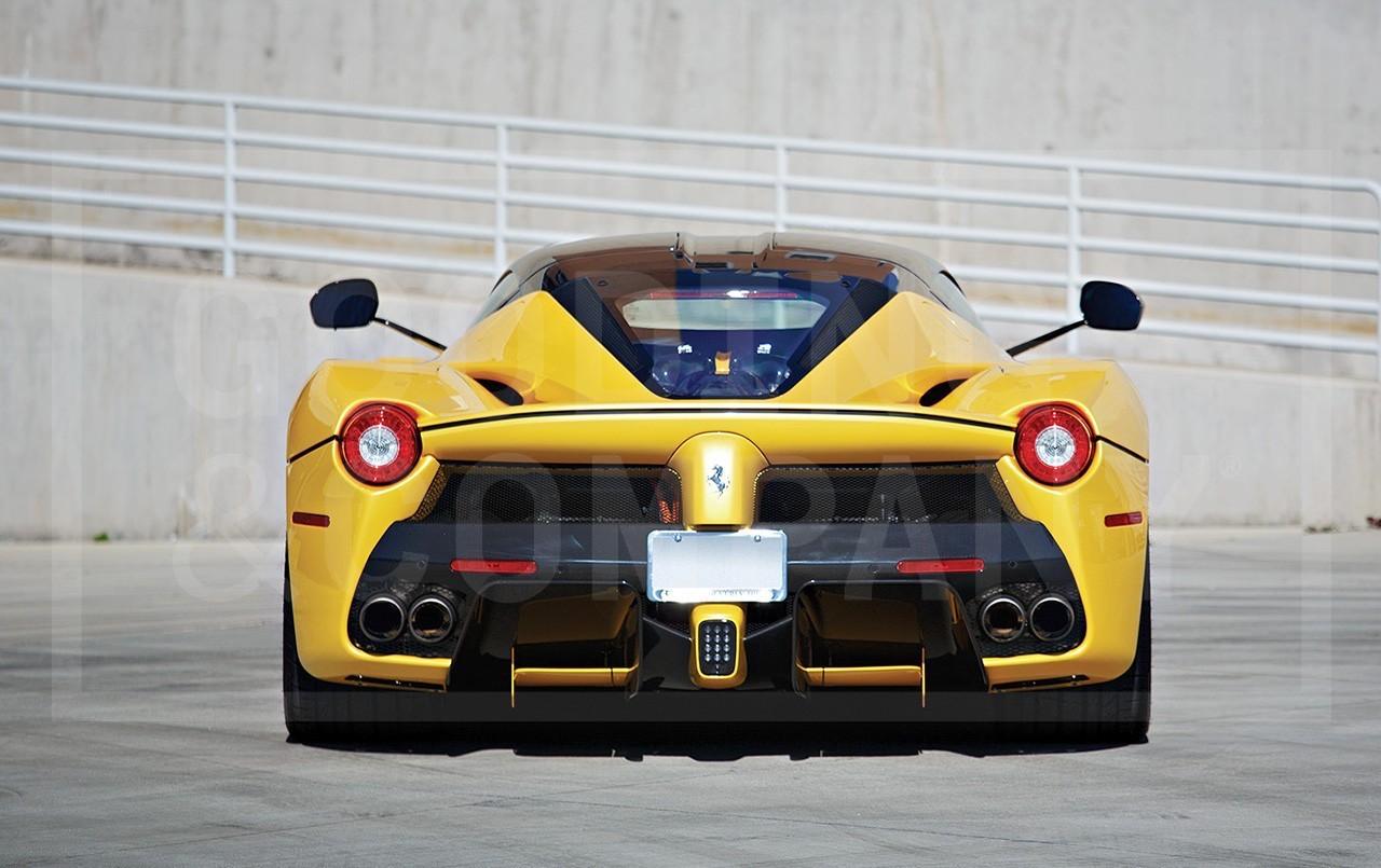Yellow LaFerrari for sale (5)