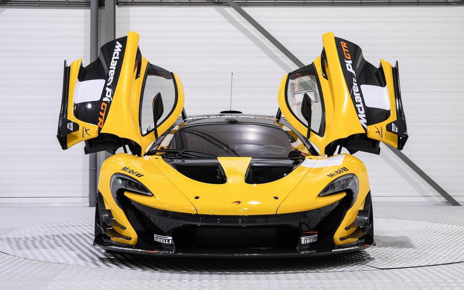 McLaren-P1-GTR-For-Sale-7