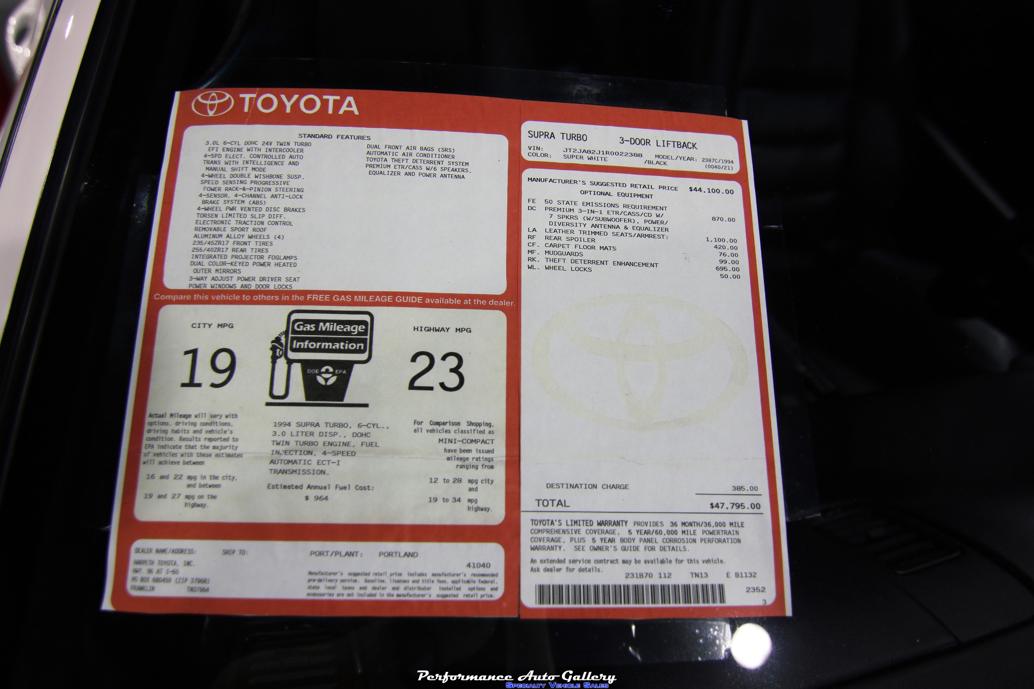 1994_Toyota_Supra_for_sale_0061
