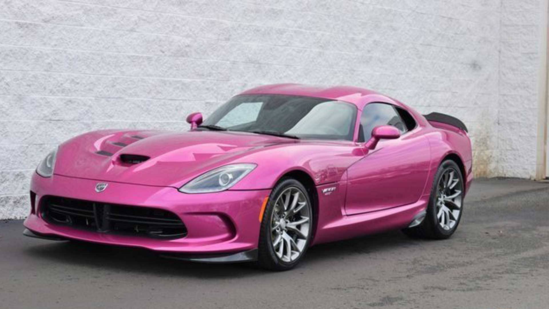2017_Dodge_Viper_Metallic_Pink_0013