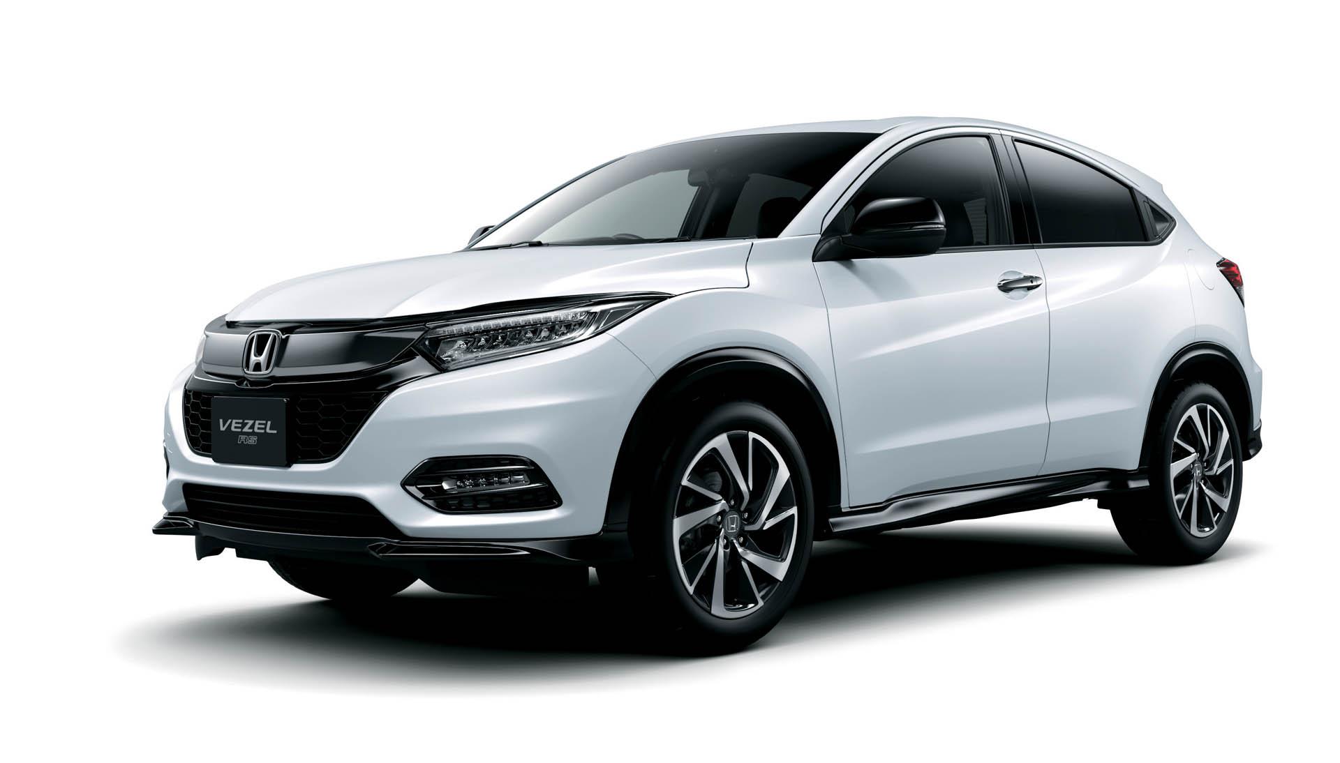 2018_Honda_Vezel_facelift_0000
