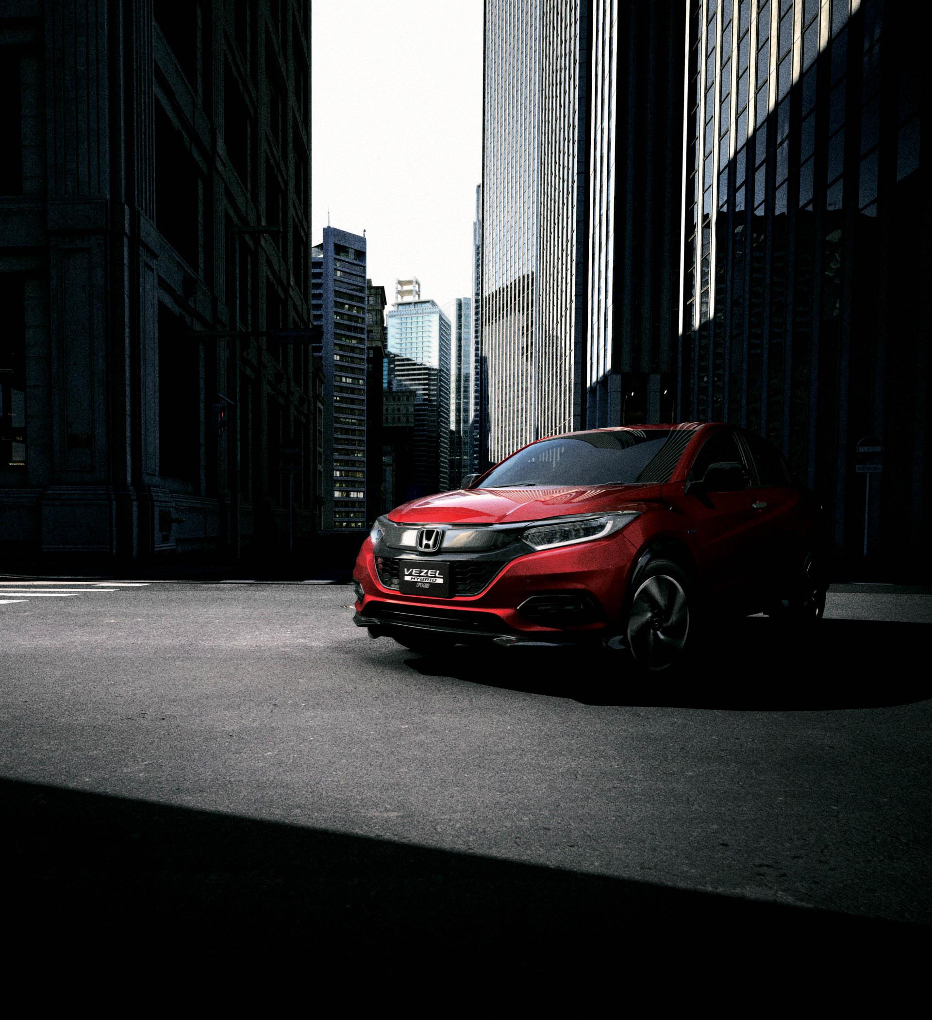 2018_Honda_Vezel_facelift_0019