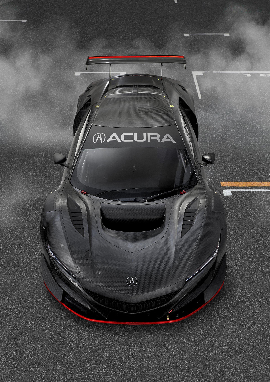 Η Honda ανανεώνει το NSX GT3 Evo - Autoblog.gr