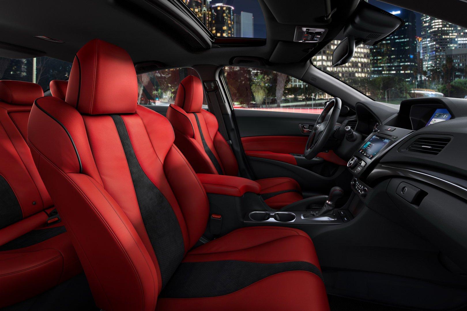 Acura ILX 2019 (7)
