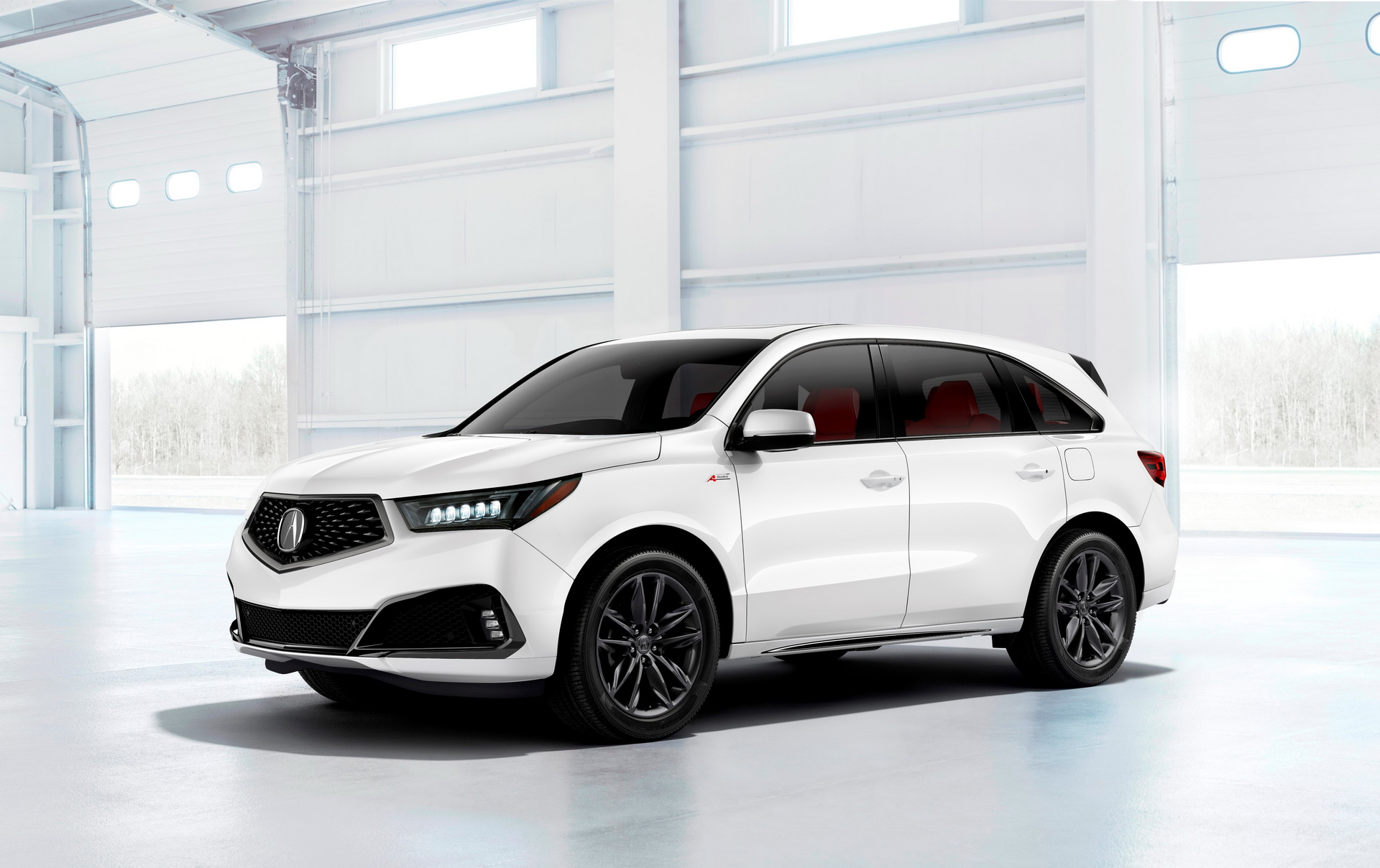 Acura MDX A-Spec 2019 (1)
