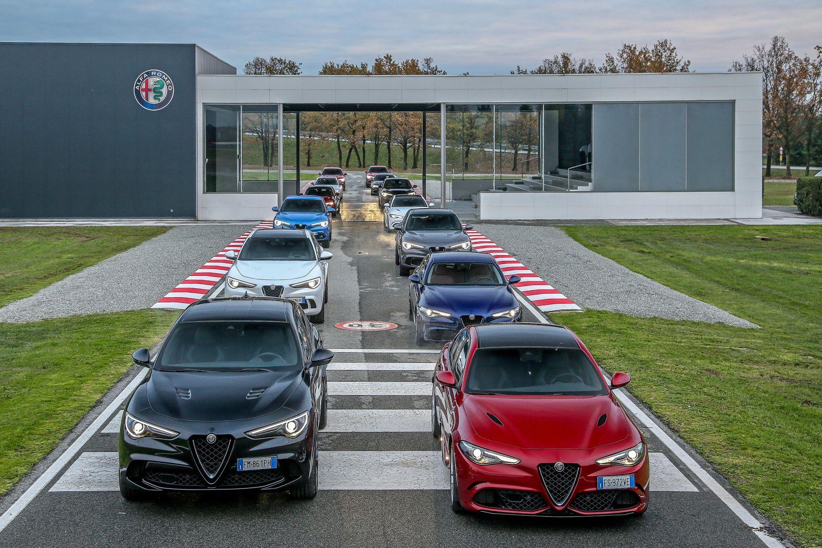 Alfa Romeo Balocco Proving Ground (1)