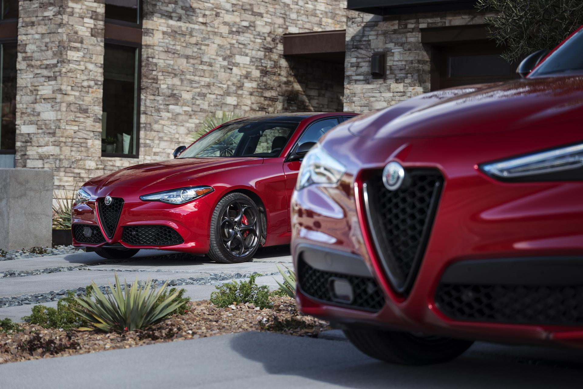 Alfa Romeo Giulia And Stelvio Nero Edizione (1)