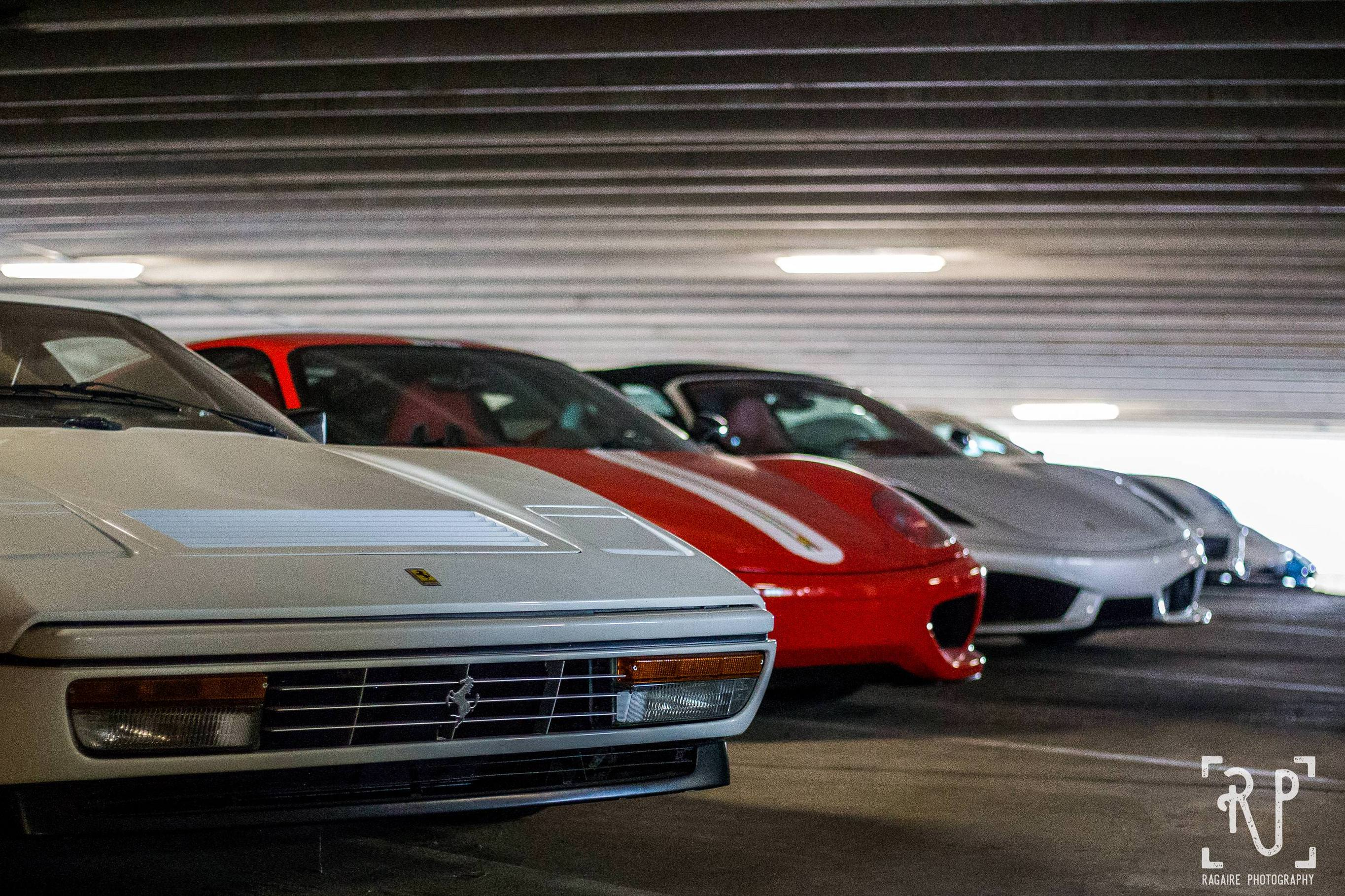 Amazing Car Collection parking (4)