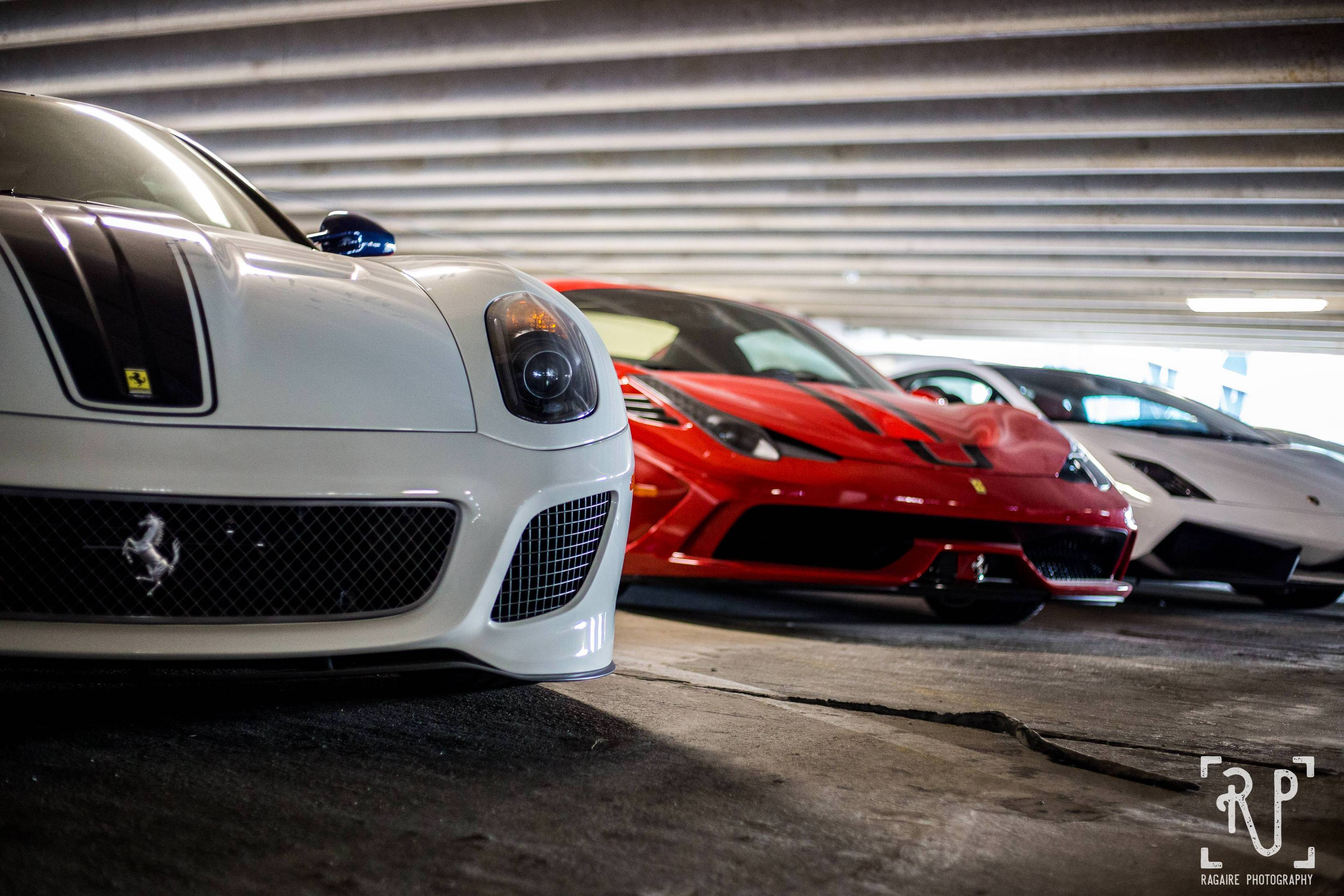 Amazing Car Collection parking (7)