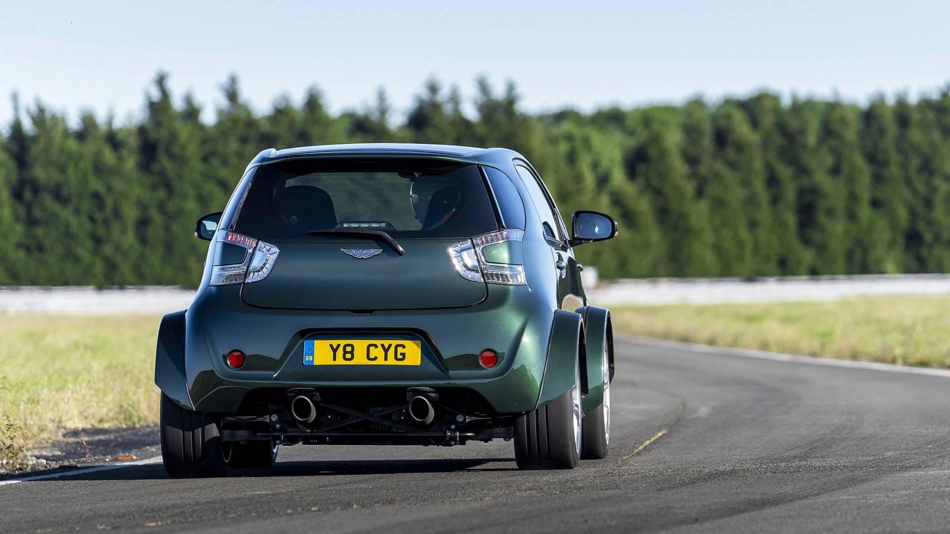 Aston Martin Cygnet V8 Concept (5)