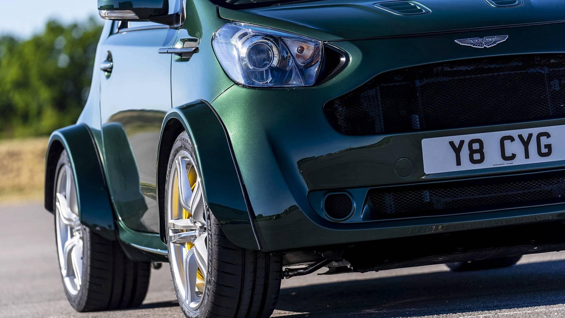 Aston Martin Cygnet V8 Concept (6)