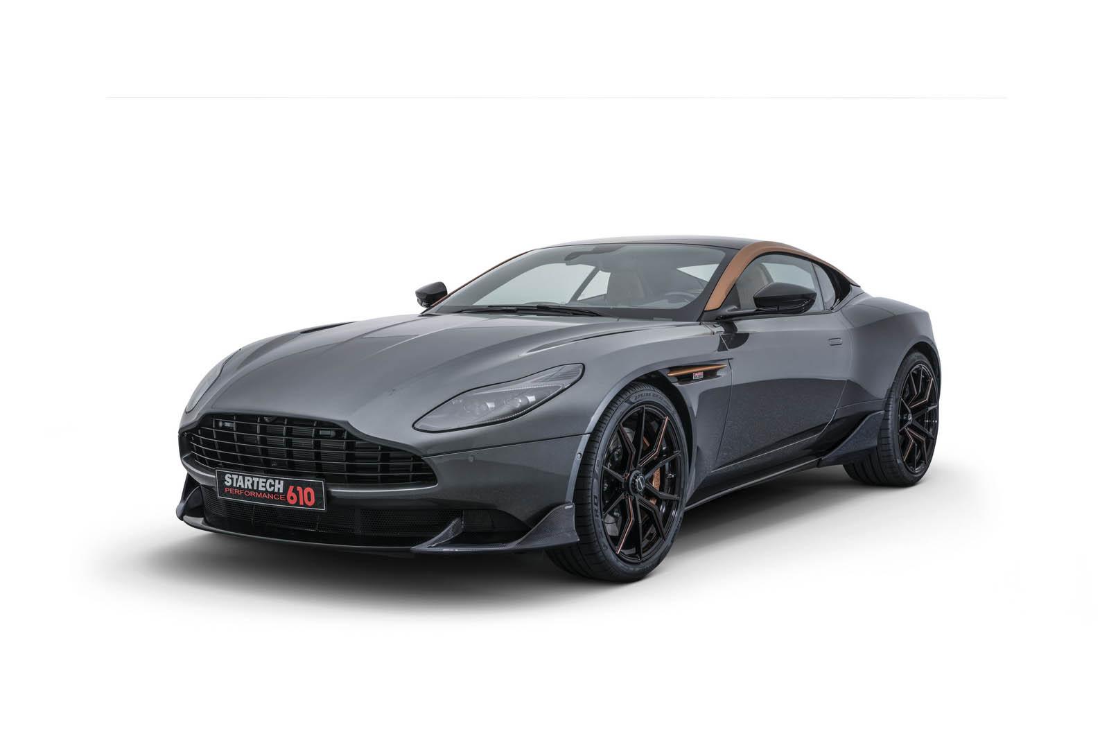 Aston Martin DB11 V8 by Startech (1)