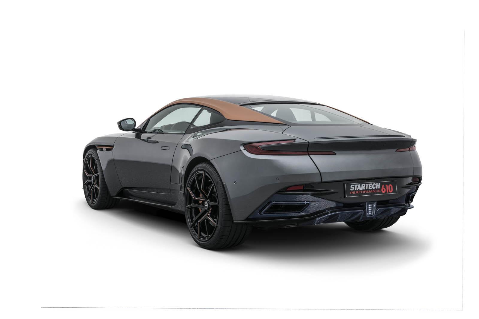 Aston Martin DB11 V8 by Startech (2)