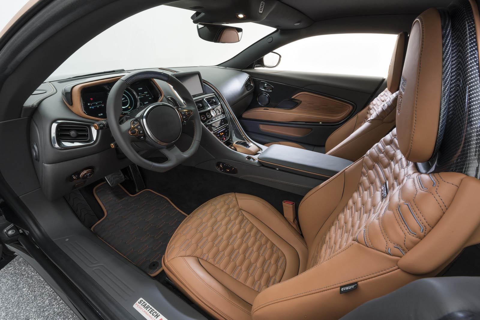 Aston Martin DB11 V8 by Startech (7)