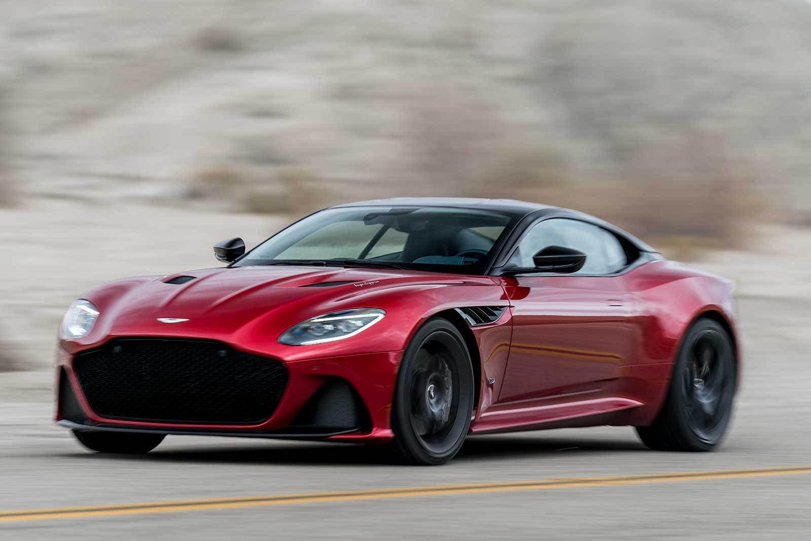 Aston Martin DBS Superleggera 2019 (1)
