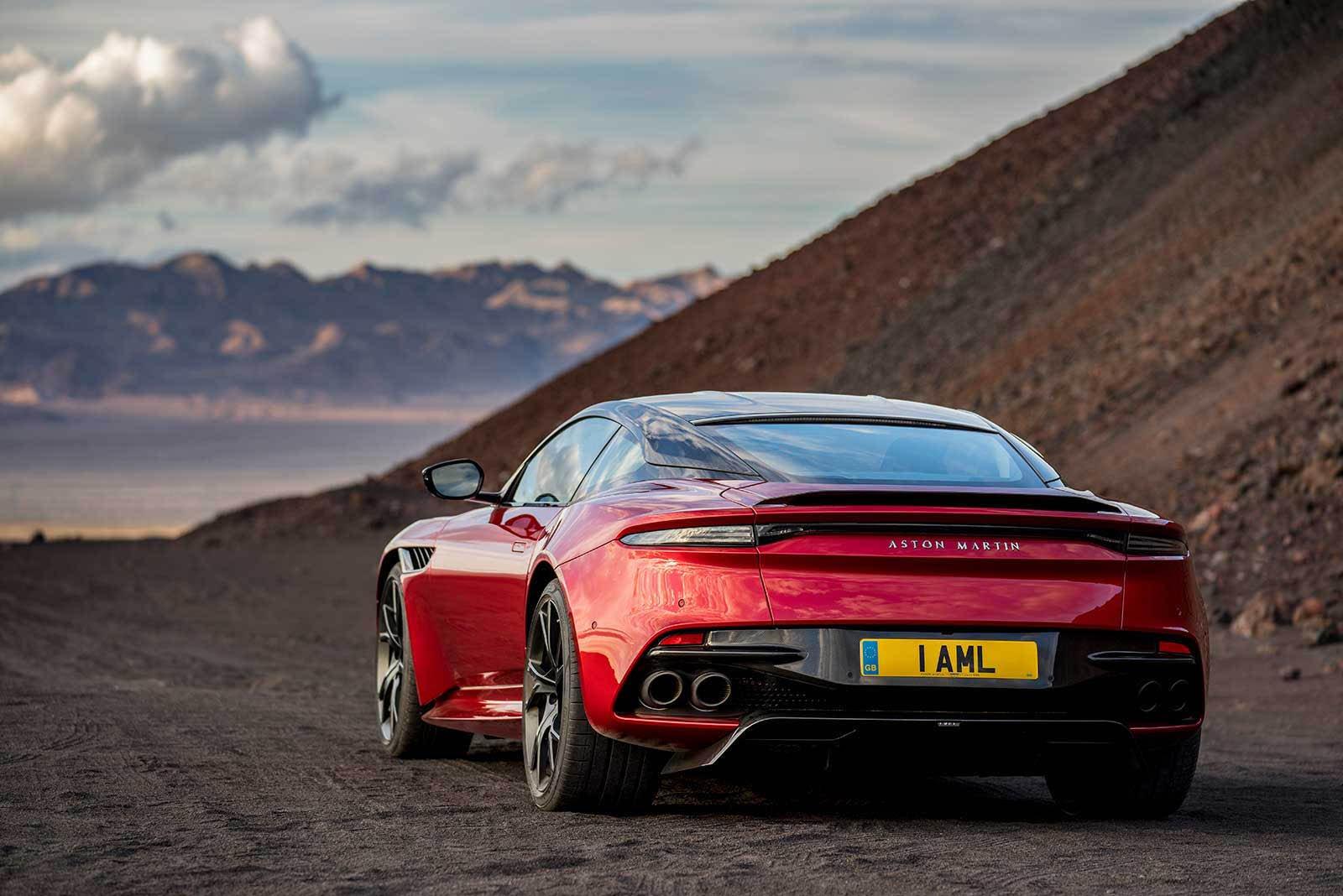 Aston Martin DBS Superleggera 2019 (14)