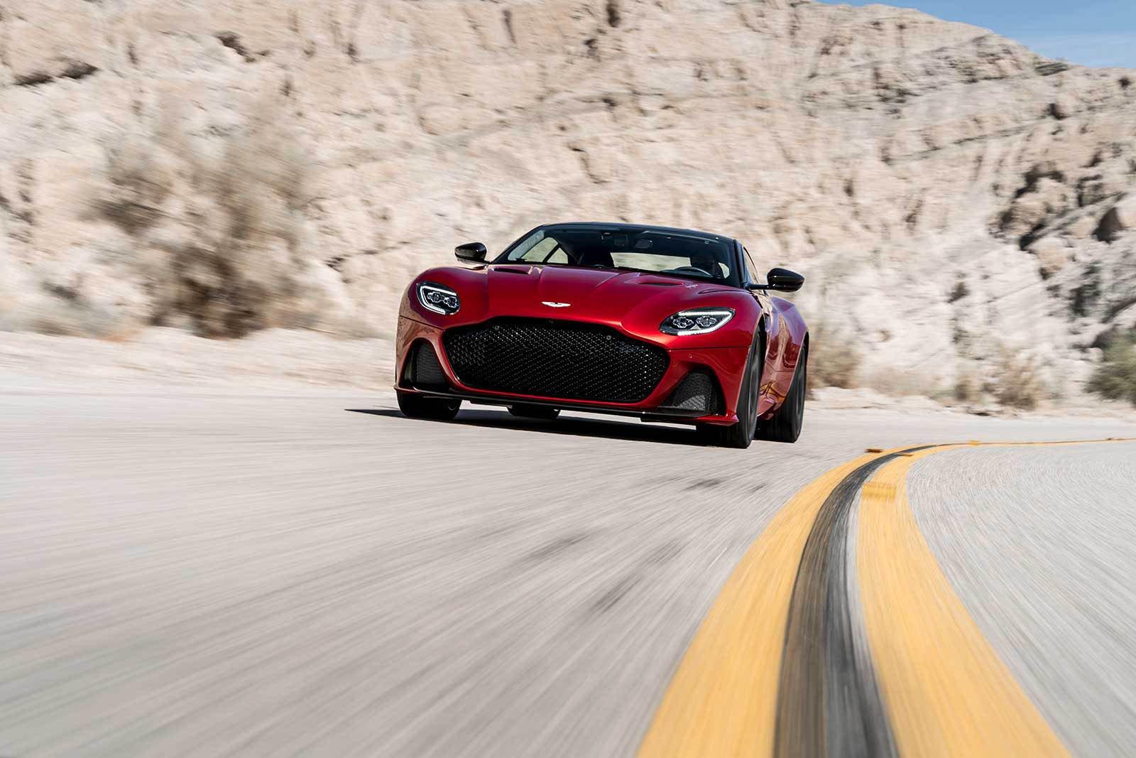 Aston Martin DBS Superleggera 2019 (3)