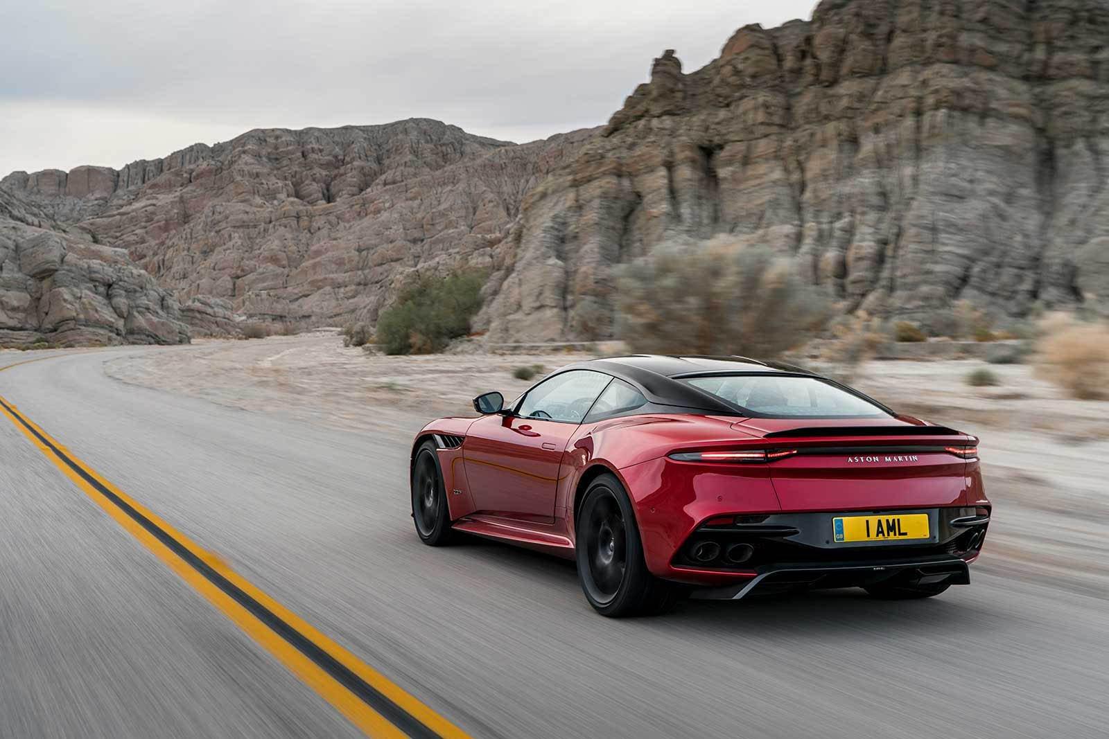 Aston Martin DBS Superleggera 2019 (5)