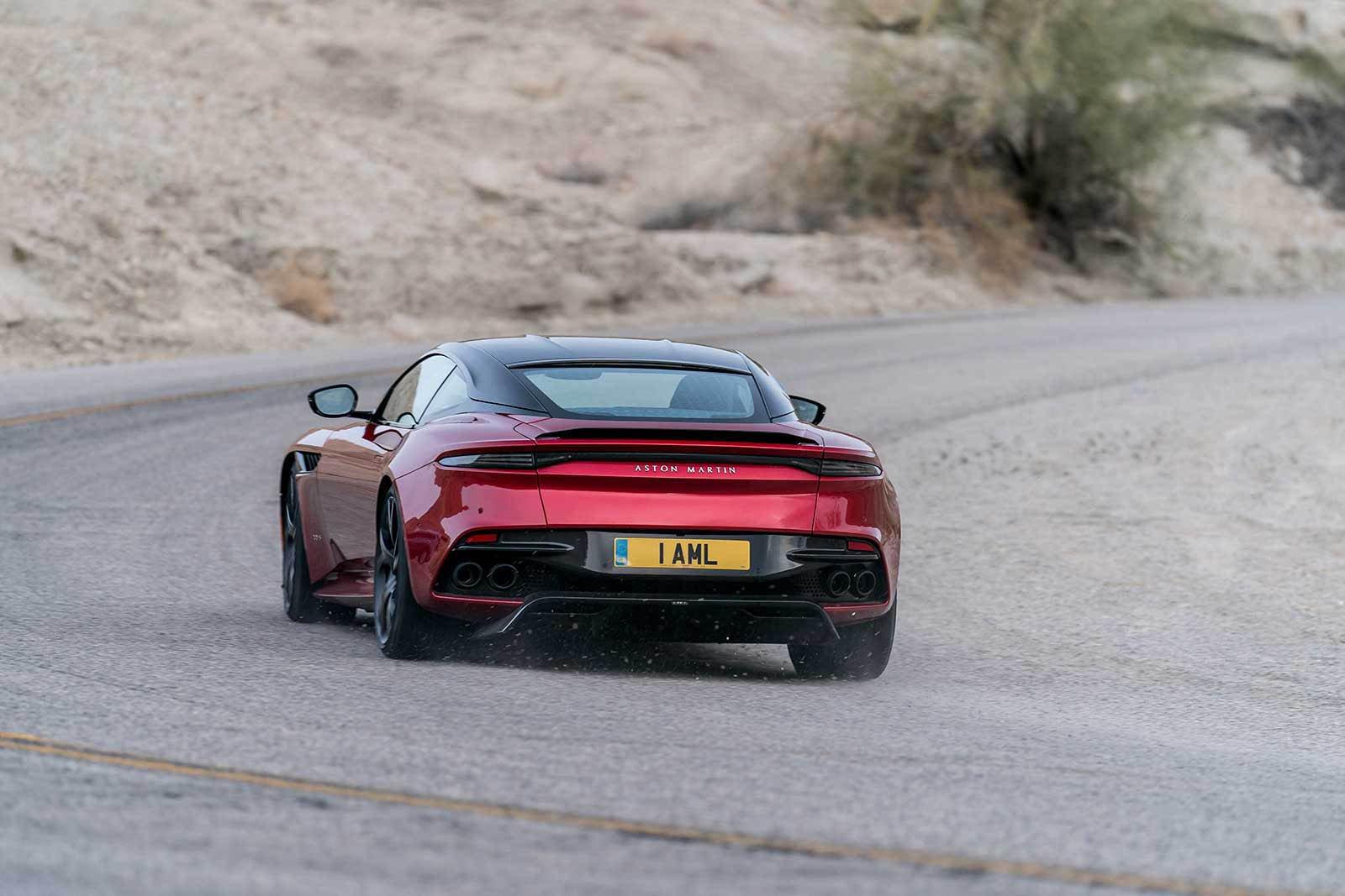 Aston Martin DBS Superleggera 2019 (7)
