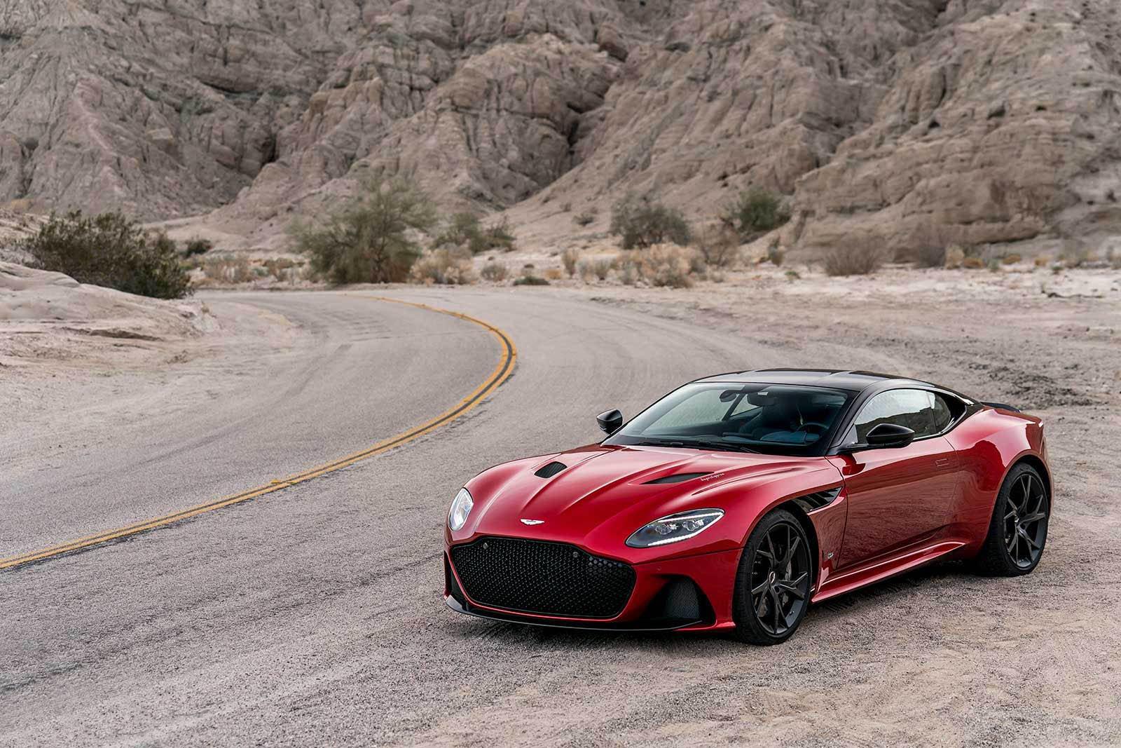 Aston Martin DBS Superleggera 2019 (9)