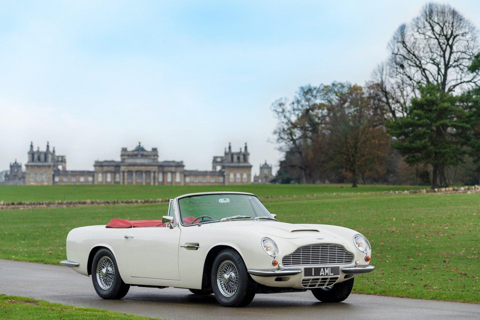 Aston Martin Heritage EV Concept (1)