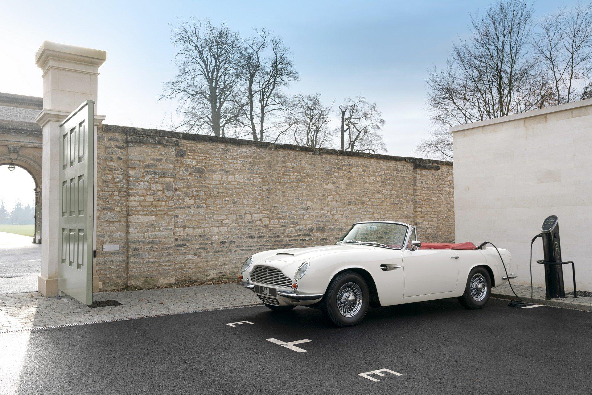 Aston Martin Heritage EV Concept (6)