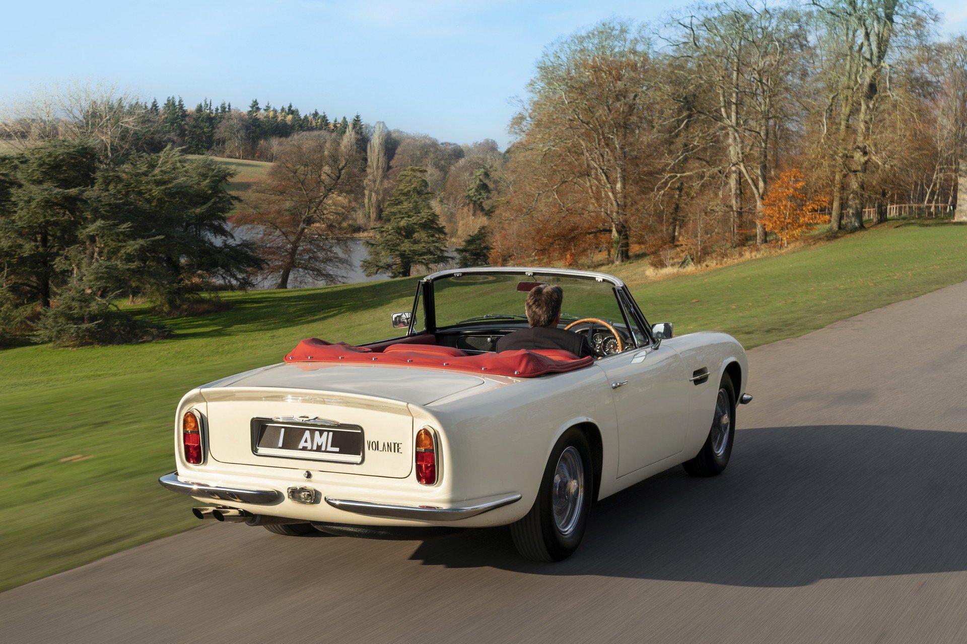 Aston Martin Heritage EV Concept (7)