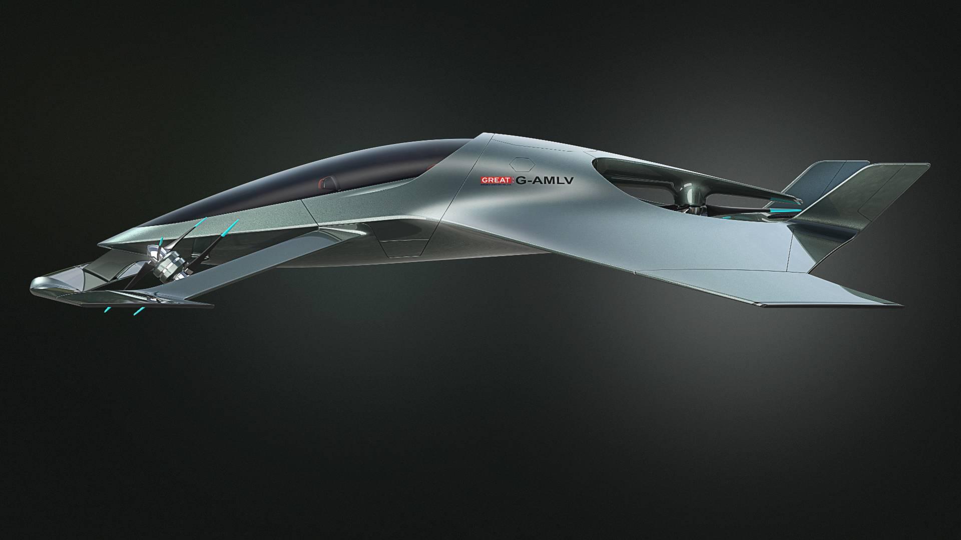 Aston Martin Volante Vision Concept (5)