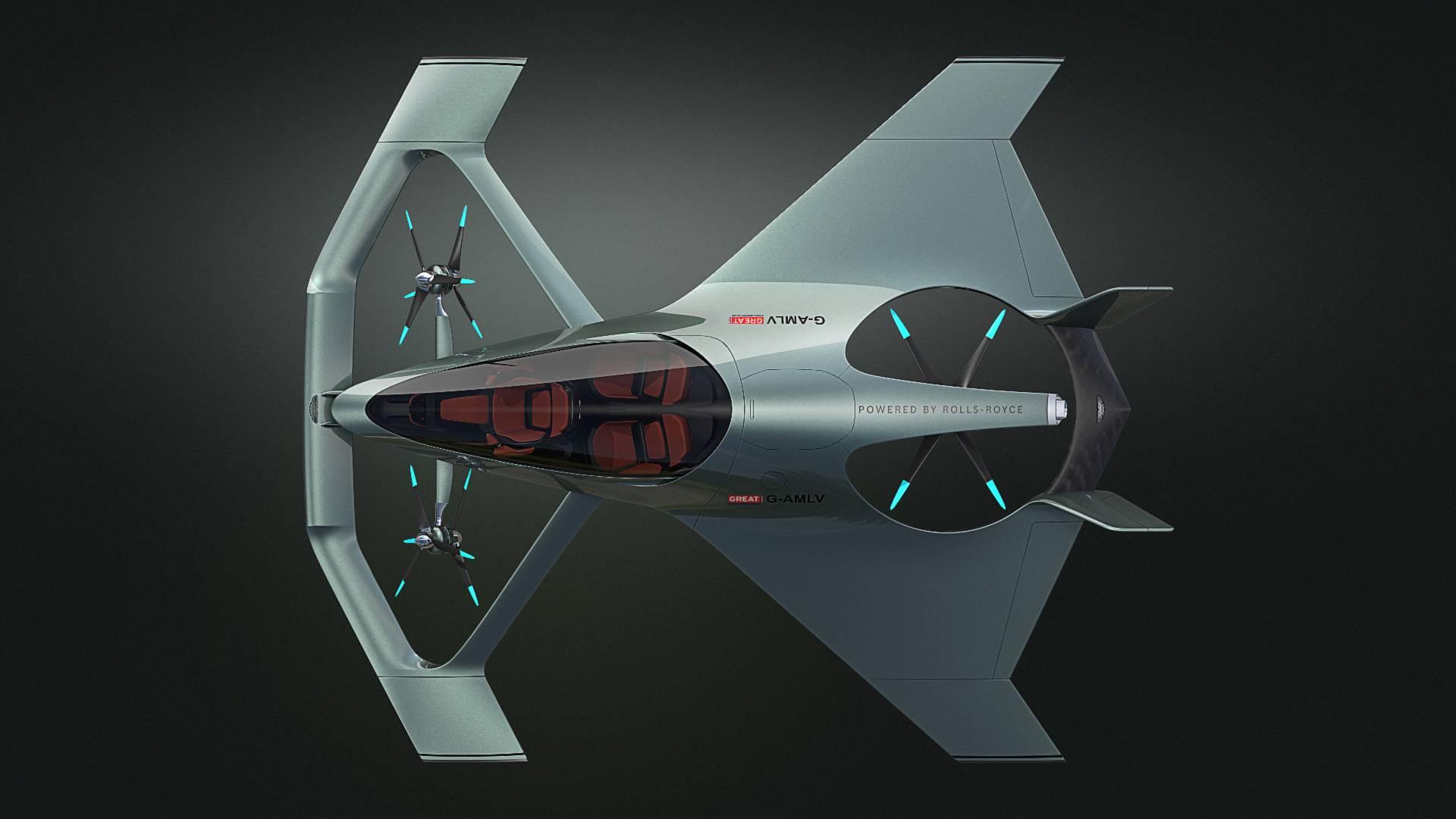 Aston Martin Volante Vision Concept (6)