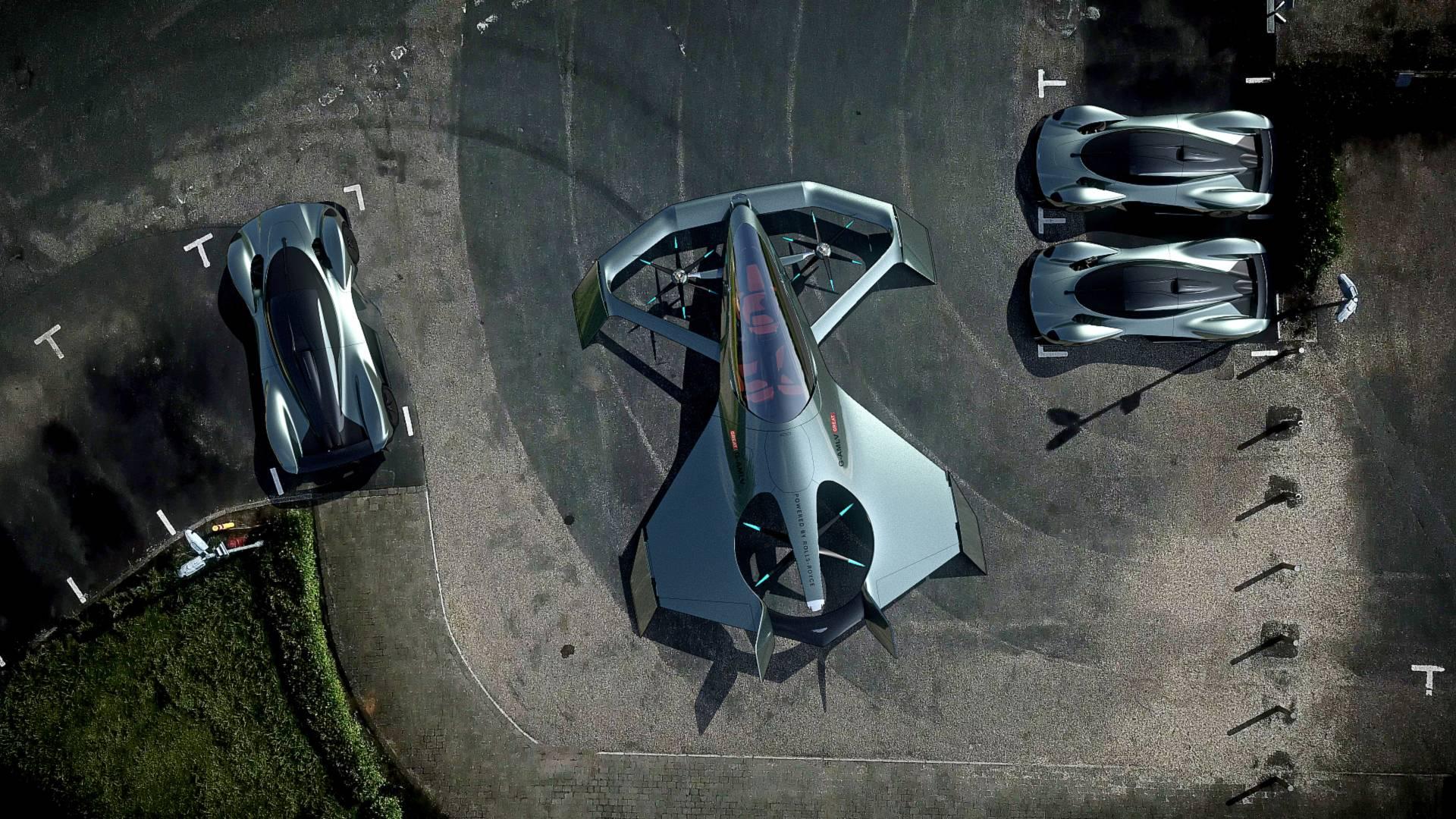 Aston Martin Volante Vision Concept (9)