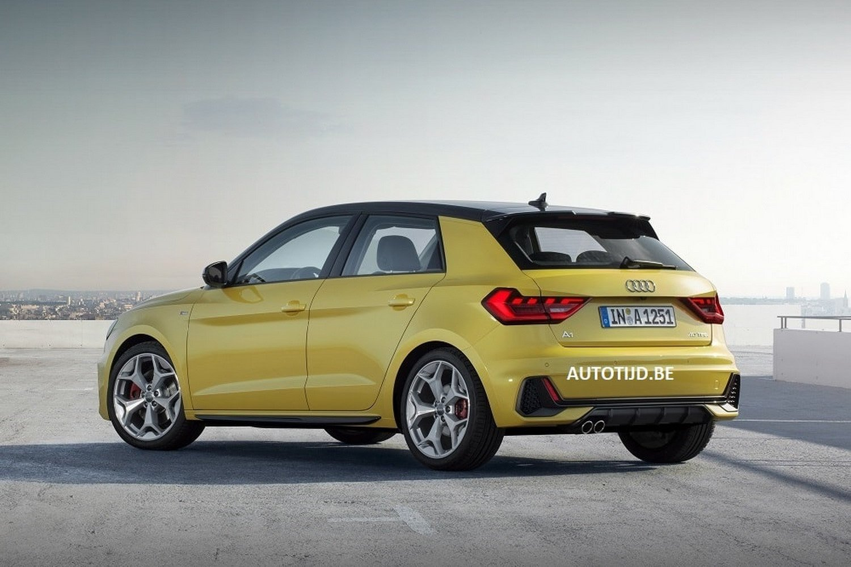 Audi A1 2019 (10)
