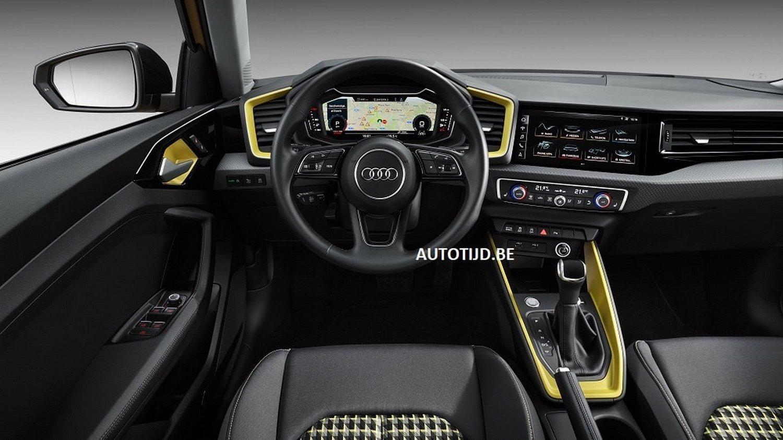 Audi A1 2019 (15)