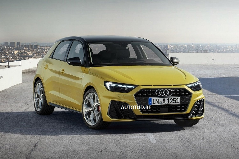 Audi A1 2019 (9)
