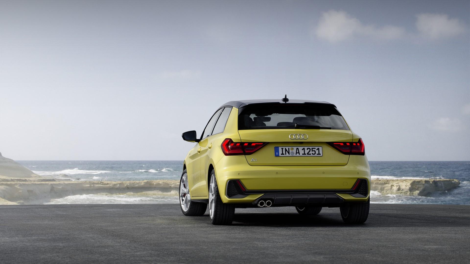 Audi A1 Sportback 2019 (8)