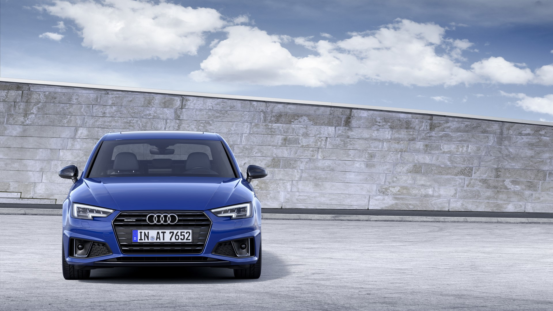 Audi A4 Facelift 2019 (1)