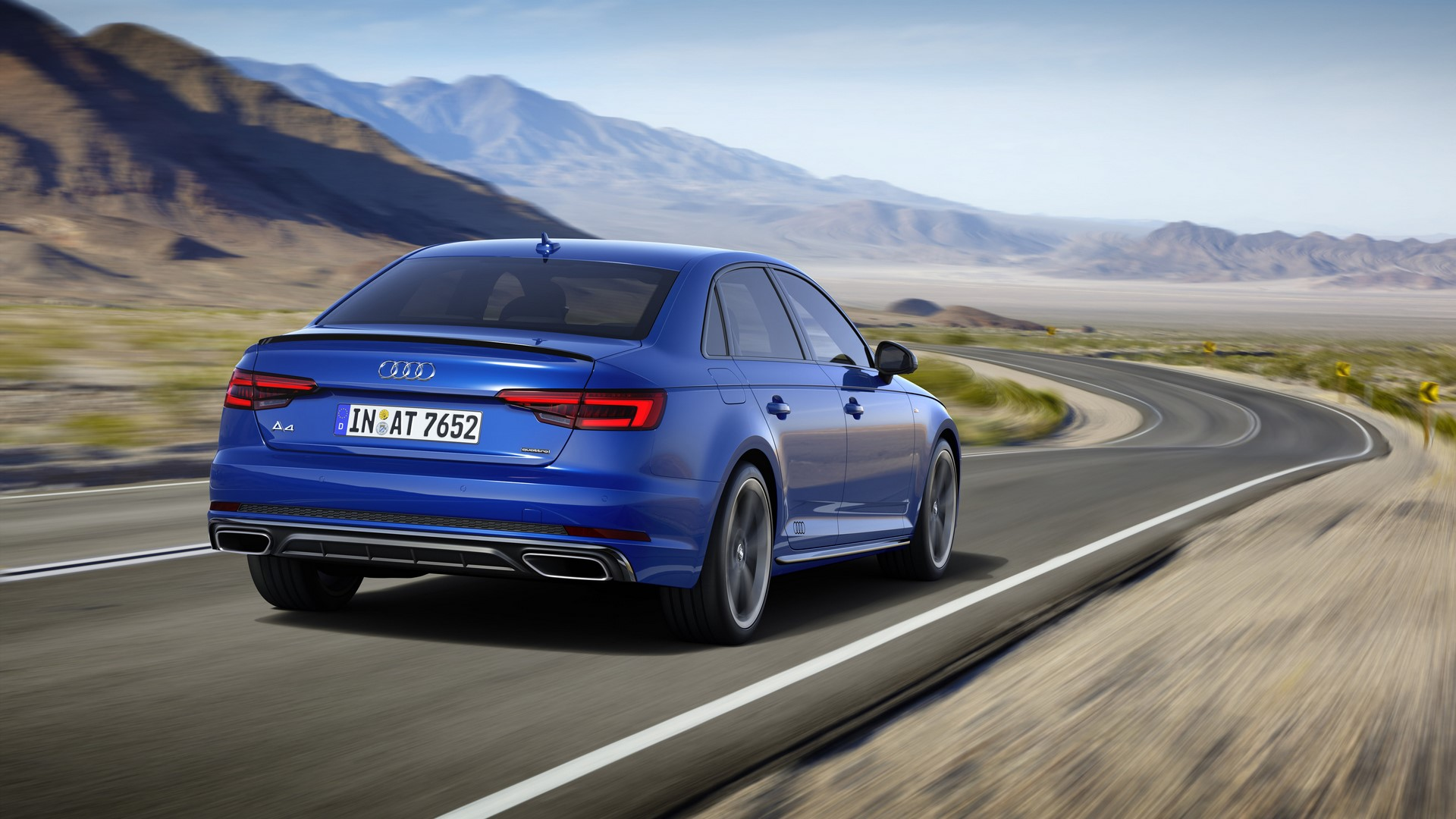 Audi A4 Facelift 2019 (16)