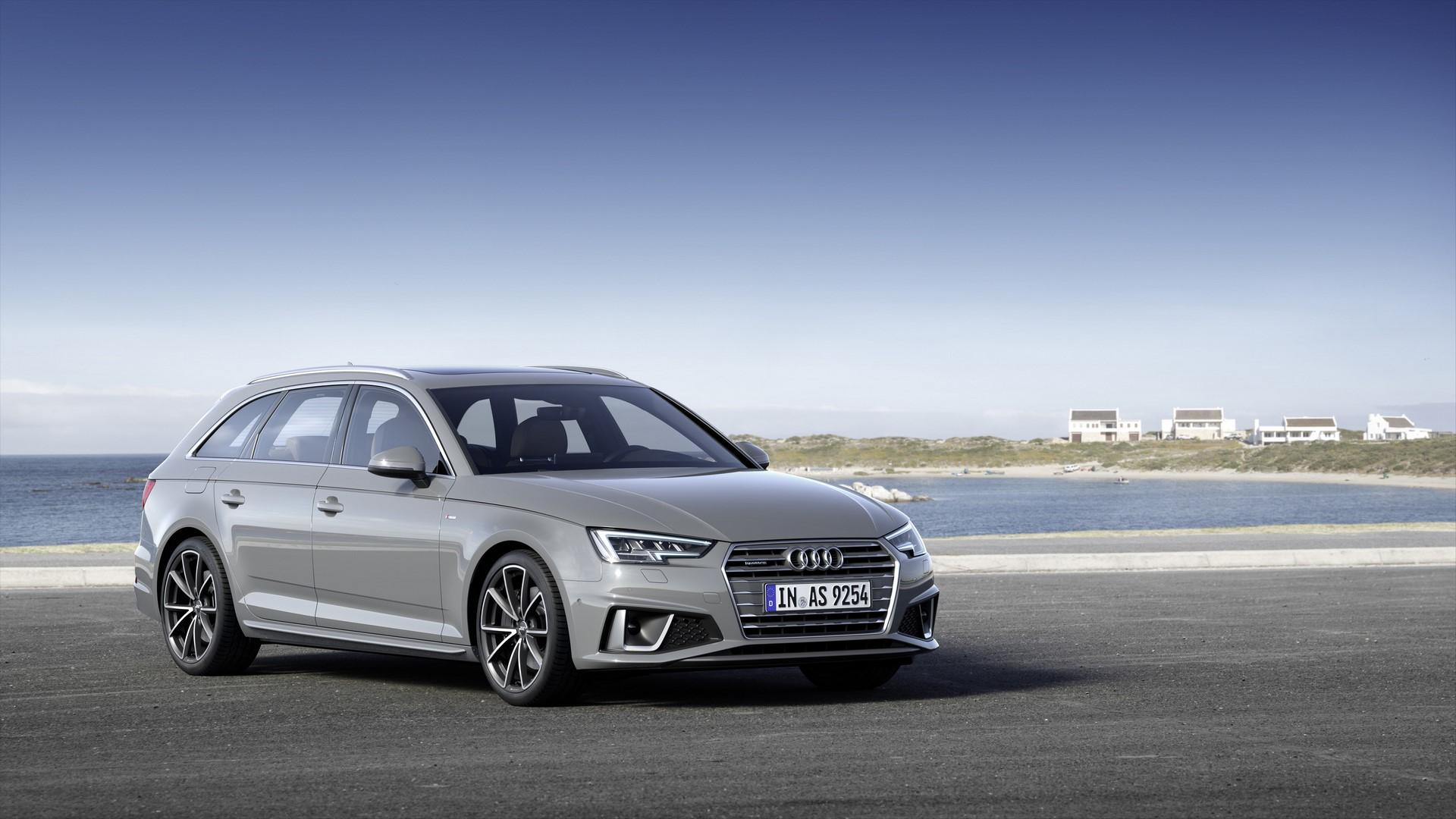 Audi A4 Facelift 2019 (22)