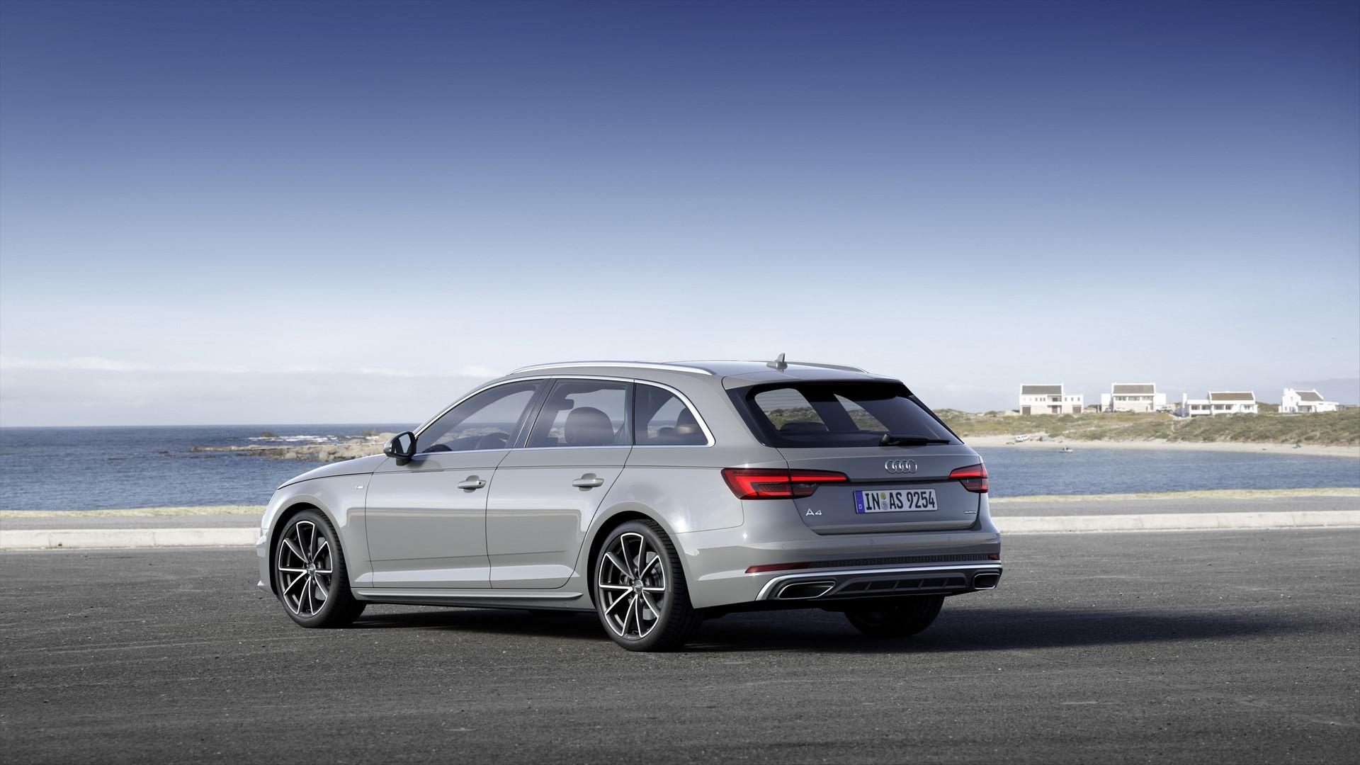 Audi A4 Facelift 2019 (23)