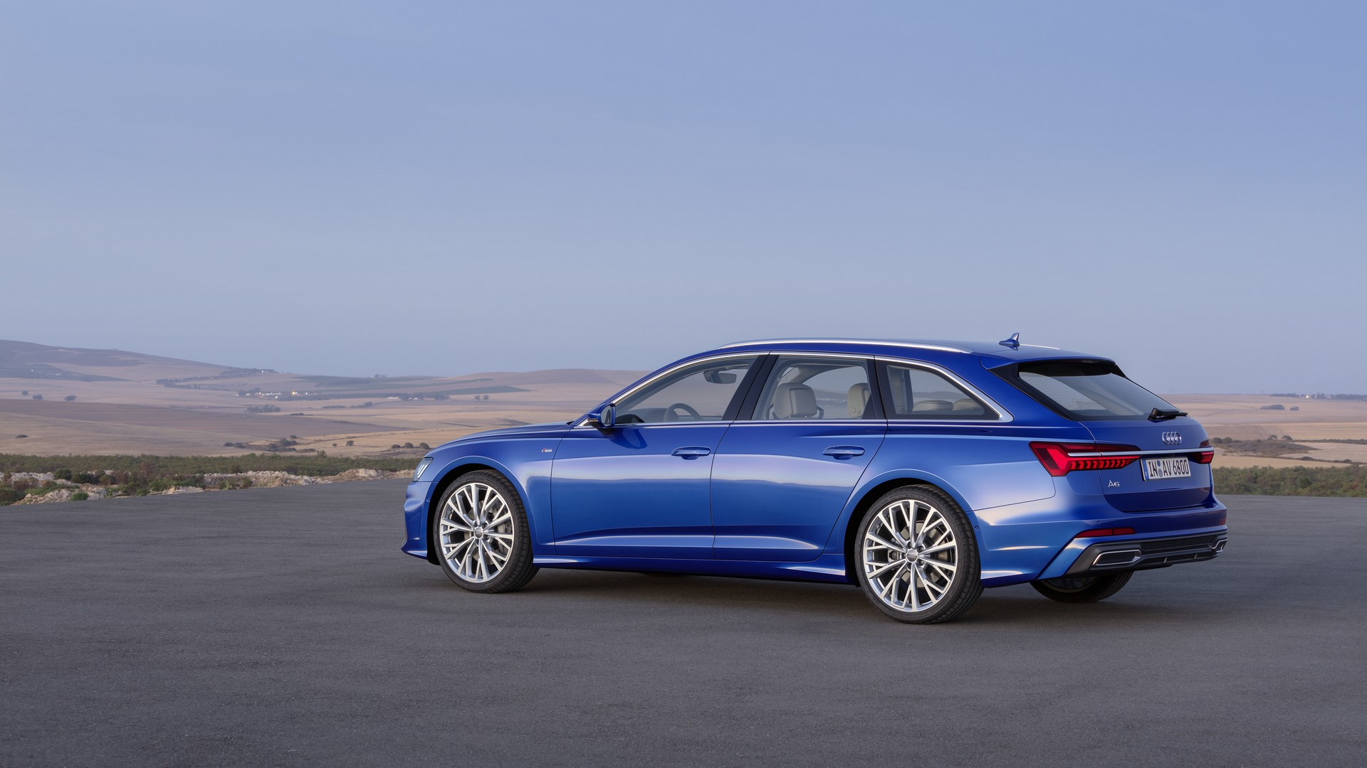 Audi A6 Avant 2019 (19)