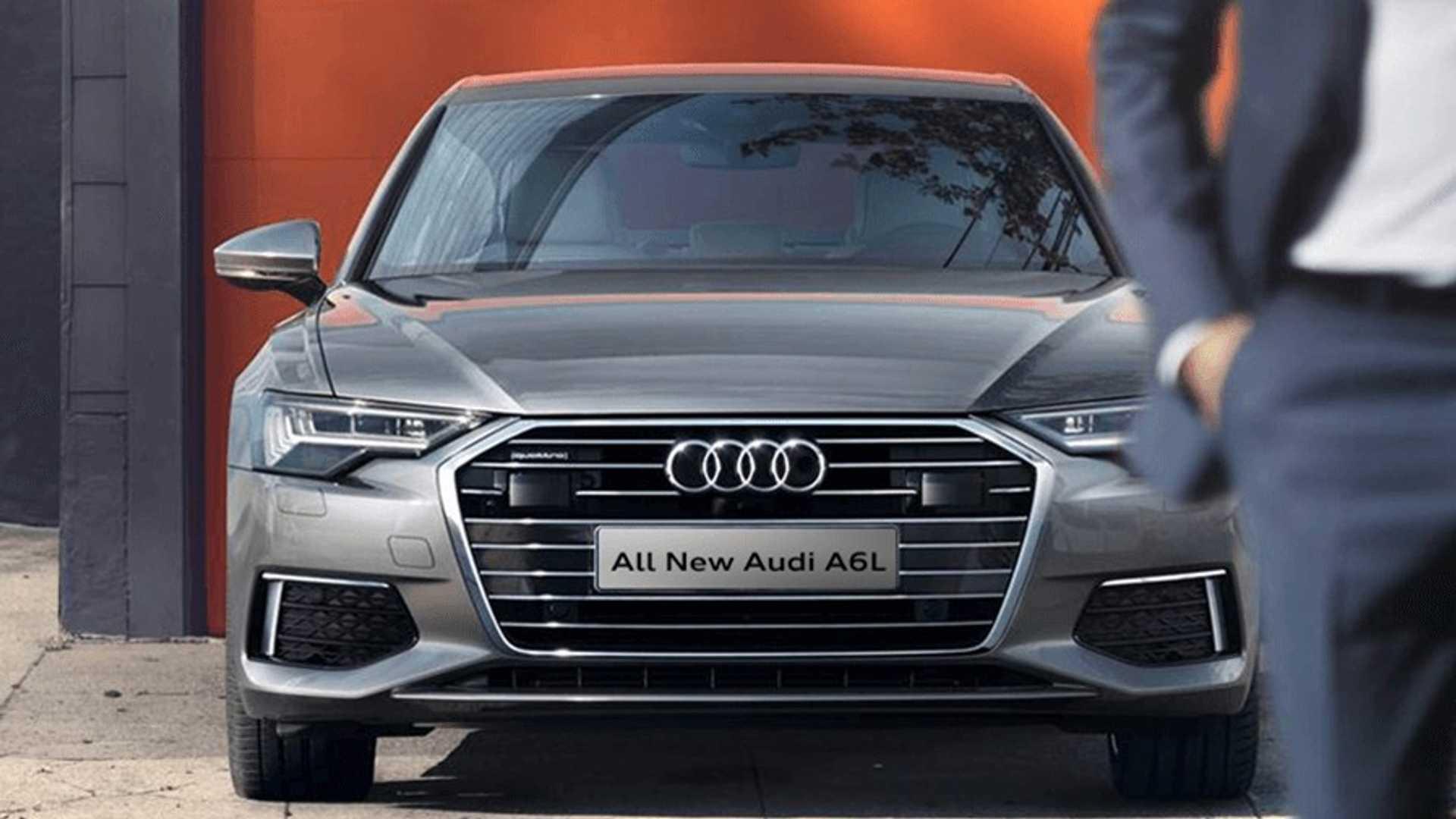 Audi A6L 2019 (1)